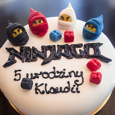 Tort ninjago Wega
